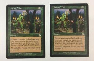 Living Wish - 2X - MTG Magic
