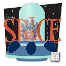 Disney Stitch National Space Day 2020 Pin of The Month Limited Edition