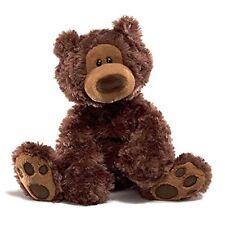 "GUND Philbin Chocolate Brown 12"" Teddy Bear"