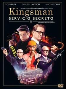 Kingsman. Servicio Secreto - DVD (NUEVO PRECINTADO)