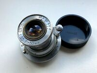 FED 1:3,5 F=50cm Collapsible Lens USSR Elmar copy M39 mount