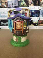 B5 Disney Store Animators Littles Tangled Rapunzel Castle Playset House