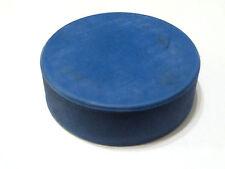 2 Blue Lightweight 4oz Hockey Puck! Street & Ice, Training Practice Two Pack