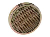 Luftfilter 60mm Gitter Sieb für z.B. 17mm Bing Vergaser bei Kreidler und Puch
