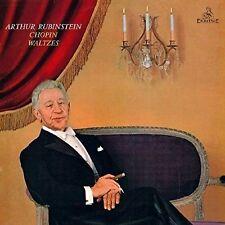 ARTHUR RUBINSTEIN - CHOPIN WALTZES NEW VINYL RECORD