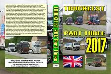 3533. Truckfest. Peterborough. UK. Trucks. May 2017. The annual visit to the wor