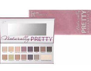 IT Cosmetics Naturally Pretty Vol.2 RomanticsLuxe Transforming Eyeshadow Palette