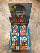 Lot of 3 Unopened 1990 Fleer Wax Packs-Baseball cards-10th Anniversary Edition