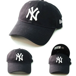 New Era New York Yankees 9twenty Adjustable strapback Cap Dad Daddy Hat