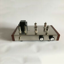 Finished 12AX7 12AU7 Tube Preamplifier HiFi Pre-Amp Shigeru Wada Japan Circuit