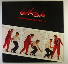 """12"""" Maxi - Wham! - Young Guns (Go For It) - L5576c - washed & cleaned"""