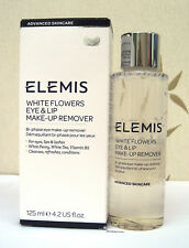 Elemis White Flowers Eye & Lip Make Up Remover 125ml BNIB - New