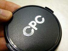 CPC 72mm Black Lens Front Cap snap on type