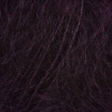 ROWAN KIDSILK HAZE knitting yarn Shade 641 blackcurrant