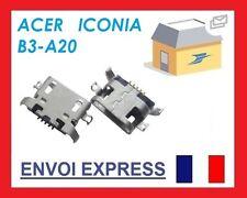 Connecteur alimentation USB Dock pour Acer Iconia B3-A20 a Souder