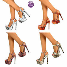 Synthetic Strappy, Ankle Straps Formal Shoes for Women