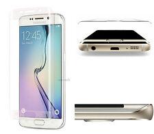 Panzer Schutz Glas Samsung Galaxy S6 Edge Schutzglas 3d Panzerfolie Full Curved