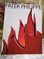 1999 PATEK PHILIPPE MAGAZINE LA RIVISTA INTERNAZIONALE nr. 6 lingua Italiana