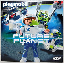 PLAYMOBIL 2012 FUTURE PLANET - THE MOVIE DVD PAL FOR EUROPEAN PLAYERS SEALED