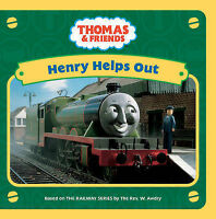 Henry Helps Out (Thomas & Friends), , New Book