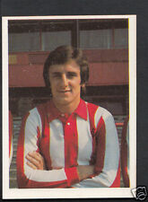 Football Sticker- Panini - Top Sellers 1977 - Card No 325