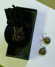 LOTR LORD OF THE RINGS Earrings RING THE LORD OF THE RINGS LOTR