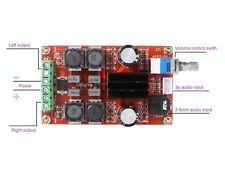 """AMPLIFICATORE STEREO PCB  CLASSE """"D"""" DA 2 X 50WRMS TPA3116 OTTIMO SUONO!"""