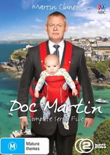 Doc Martin : Season 5 (DVD, 2018) (Region 4) New Release