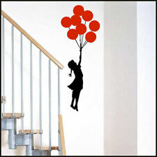 Girl Large Wall Stickers