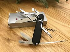 Swiss Army Knife Victorinox Climber with Long Nail File ( VERY RARE MODEL )