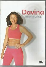 Davina The Ultimate Target Workout (DVD, 2011) Exercise Fitness FREE SHIPPING