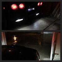2005-2013 C6 Corvette SUPER BRIGHT LED Reverse Lights (Plug & Play)