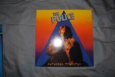 The Police - Zenyatta Mondatta 1980 A&M Vinyl LP