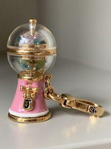 2008 Juicy Couture Pink Bubble Gum Machine Charm