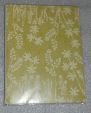Pioneer Slip-in Photo Album Photo Safe 36 Pictures 4 x 6 Floral Cover Green