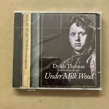 Under Milk Wood read by Dylan Thomas and the original cast - Audiobook 2 CDs New
