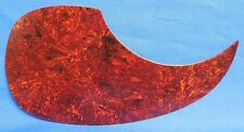 GENUINE MARTIN NEW OLDSTOCK REPLACEMENT GUITAR PICKGUARD  D1  D 1 RED TORTOISE