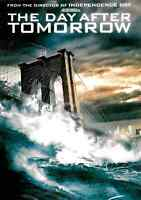 The Day After Tomorrow (DVD, 2004, Widescreen Edition) NEW