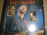 Blues Collection Vol. 1 CD Album Success 2121CD-AAD Eric Clapton BB King & more