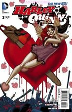 HARLEY QUINN #3 FEB 2014 VALENTINE'S DAY DC COMIC BOOK 1st PRINT POISON IVY NEW