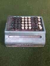 More details for  vintage bell punch company plus adding machine  for refurb