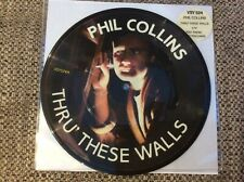 "7"" Vinyl Phil Collins Thru These Walls - Picture Disc"