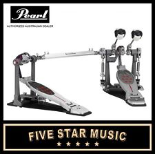 Pearl Eliminator Redline Chain Drive Double Kick Bass Drum Pedal P-2052c Right
