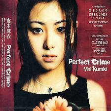 MAI KURAKI - PERFECT CRIME NEW CD