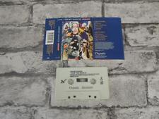 GHOST DANCE - Stop The World / Cassette Album Tape / 1989 / 3703