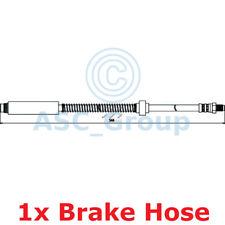 APEC BRAKING 544mm Scheibe Bremssattel flexibel GUMMISCHLAUCH hos3400