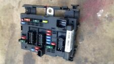Peugeot / Citroen Under Bonnet Fuse Box Delphi BSM B4 9650663980 307 CC 180