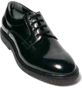 MENS ALLSAINTS Mak round Toe Derby shoes size uk 9 eur 43 us 10 RRP £215