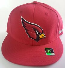 NEW! NFL  ARIZONA CARDINALS   EMBROIDERED  Fitted  CAP  7 1/8