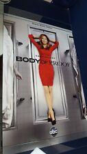 Body of Proof 2011 Original ABC TV Promotional Poster 27X40 Dana Delaney VG